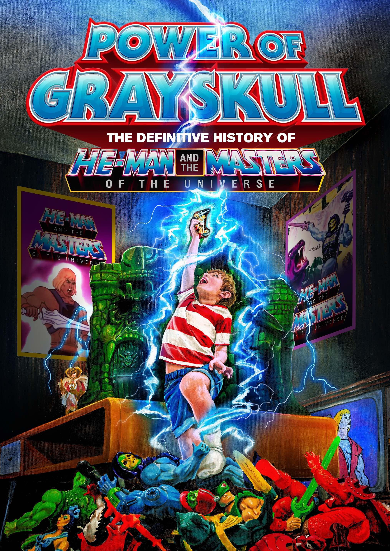 Power of Grayskull, He-Man