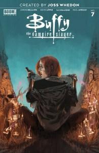 Vampire Slayer #7, BOOM! Studios