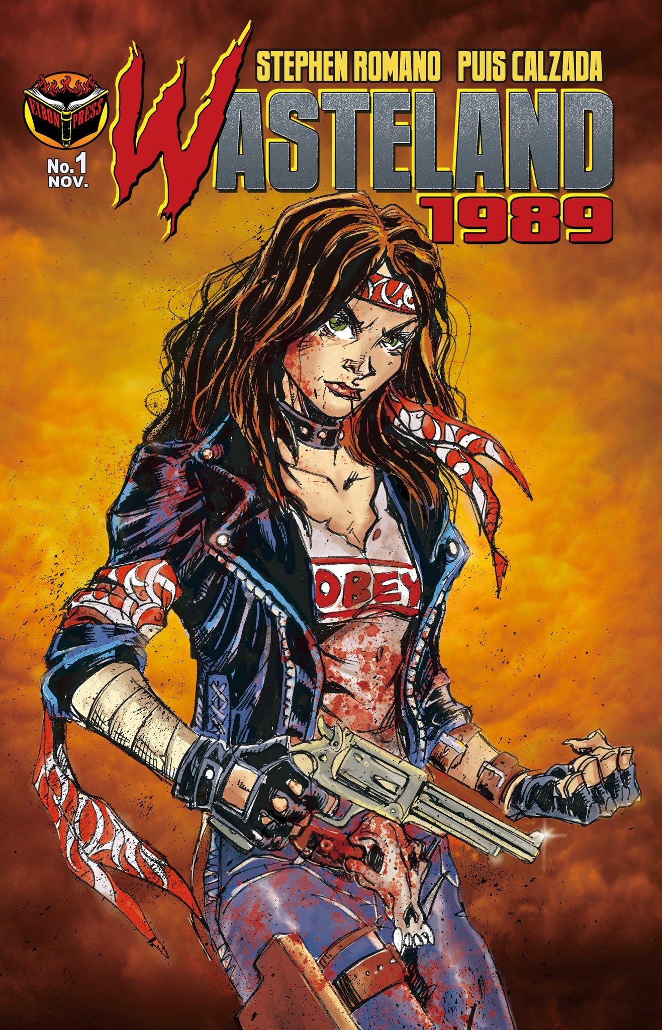 Wasteland 1989, Eibon Press