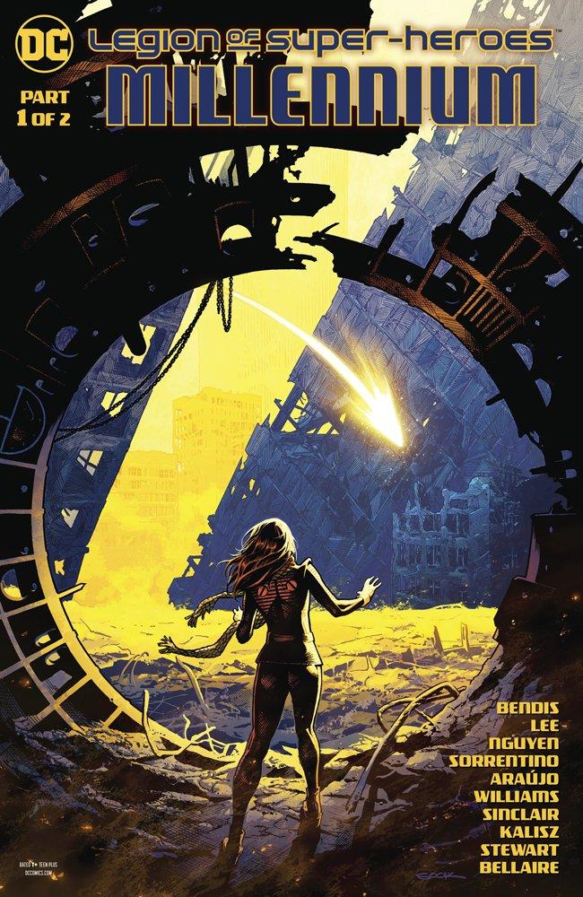 Legion of Super-Heroes: Millennium #1, DC Comics