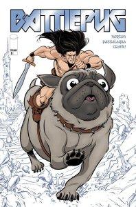 Battlepug #1, Images Comics