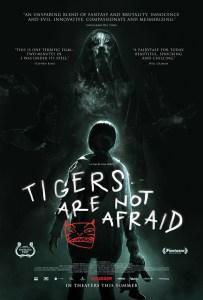 Tigers Not Afraid, Shudder