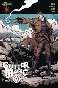 Gutter Magic #1, Source Point Pres