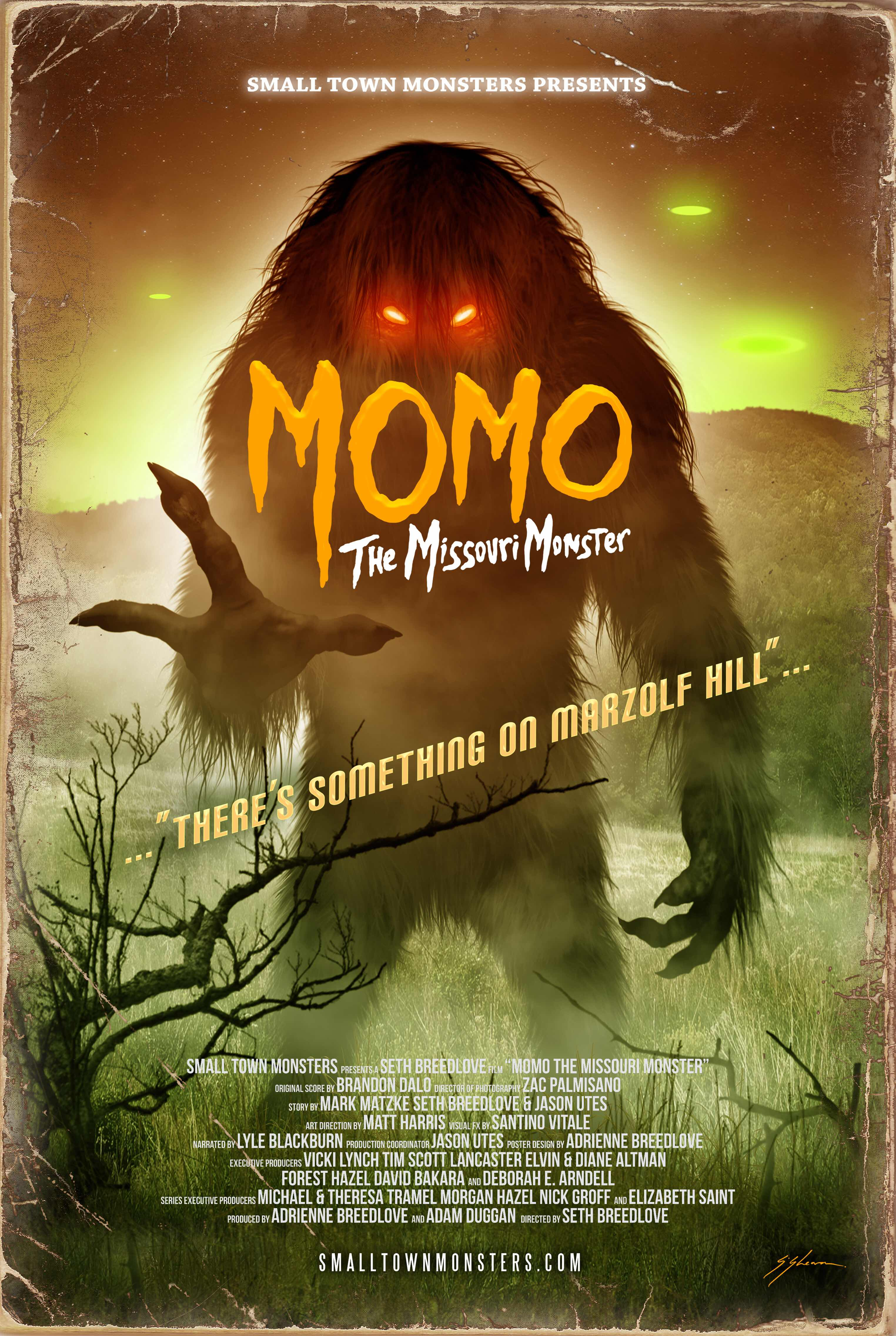 Momo Missouri Monster, Momo