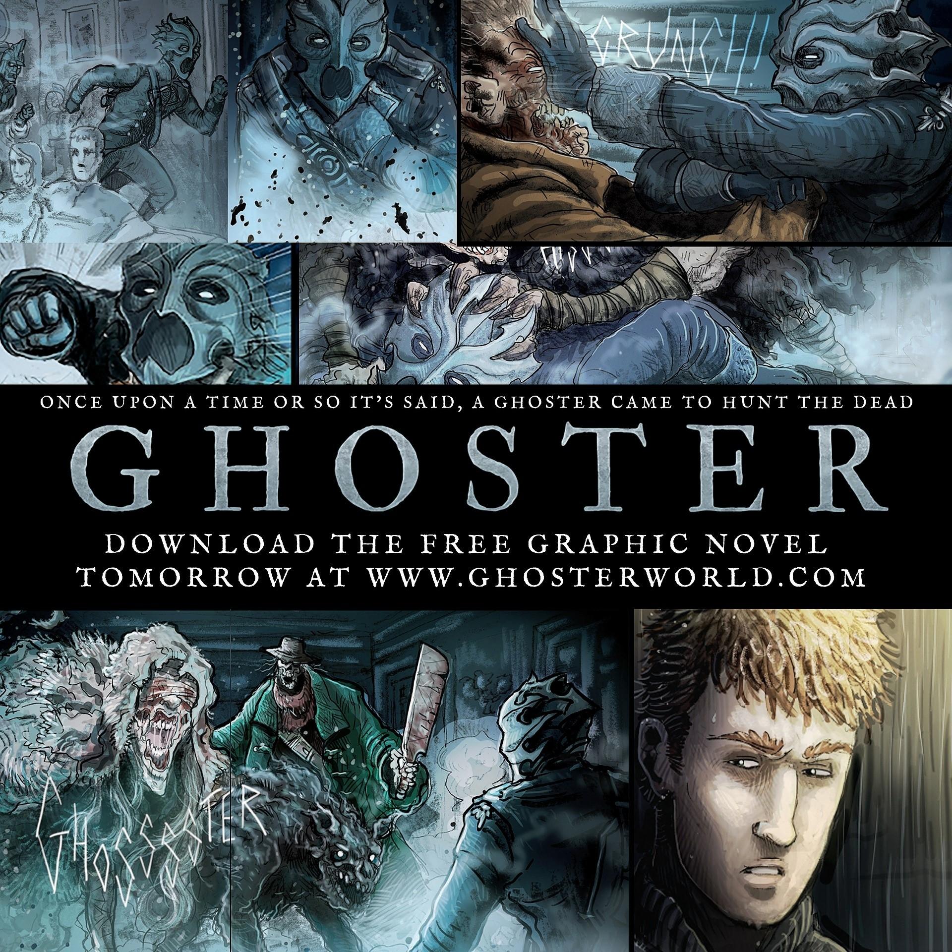 Ghoster, Thom Burgess