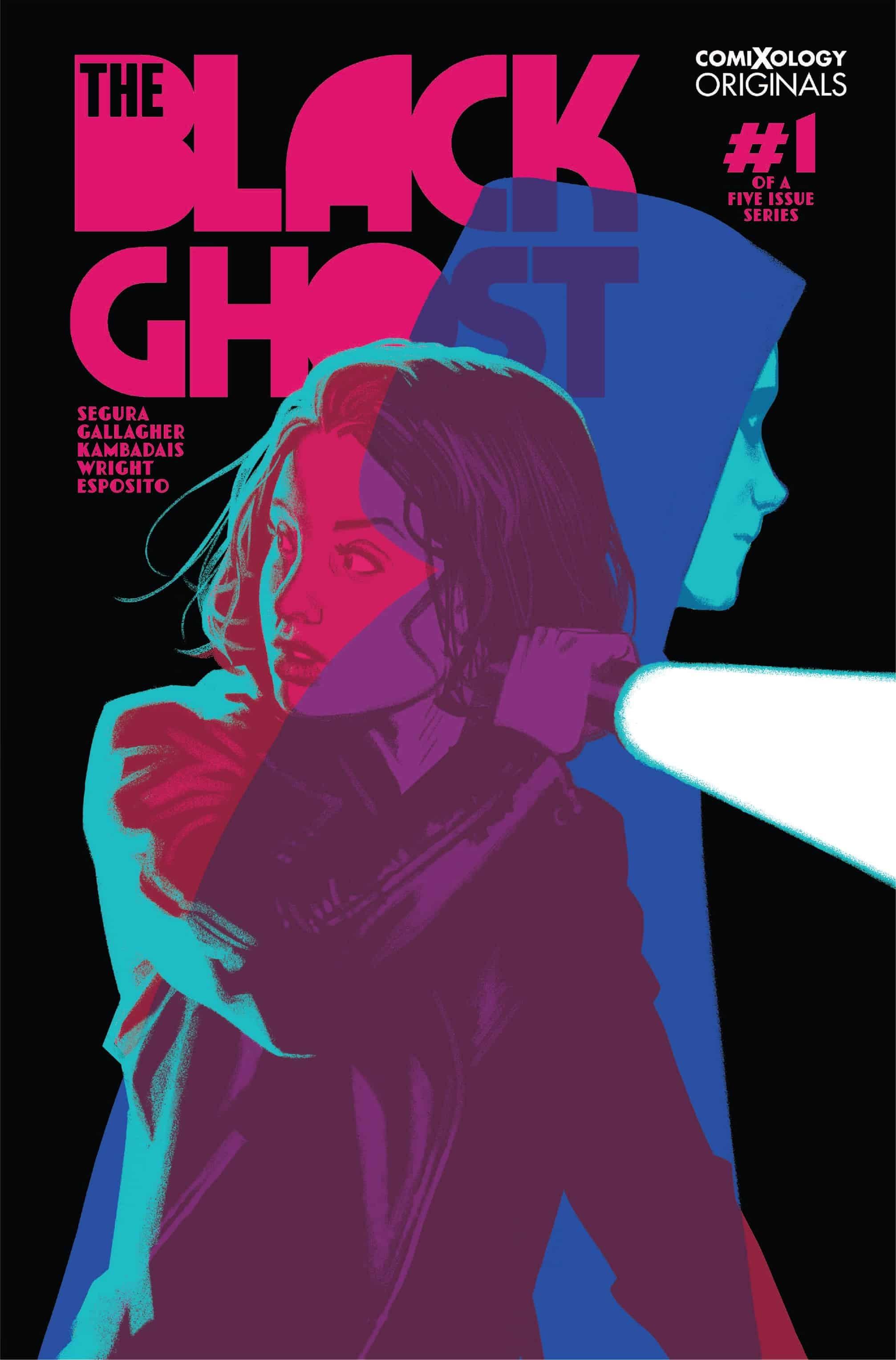 Black Ghost #2, Comixology