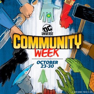 Community Week, DC Universe
