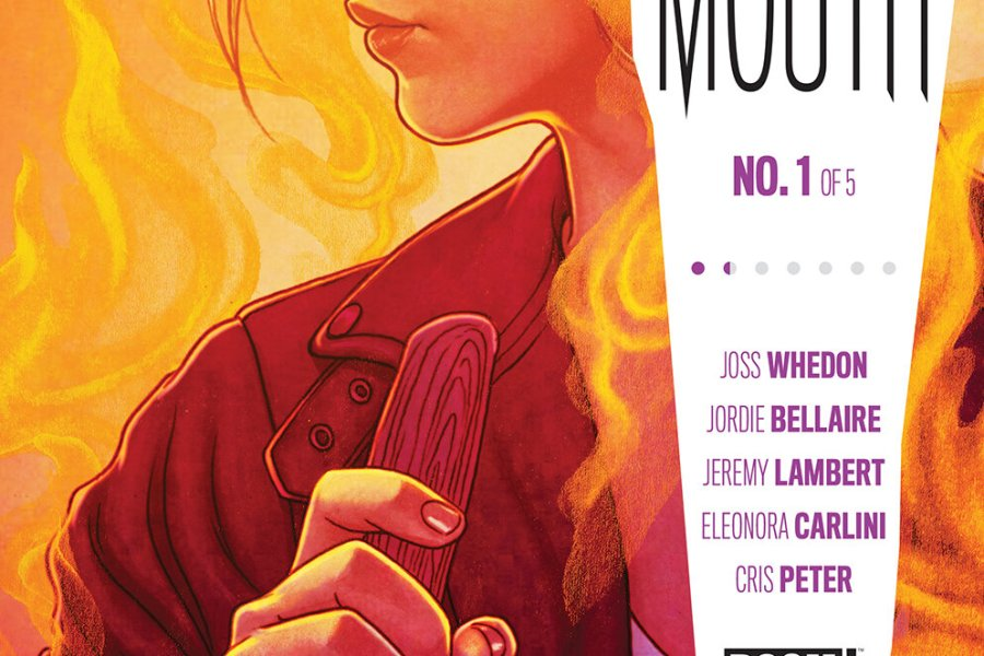 5 Reasons To Get 'Hellmouth' #1 (BOOM! Studios)!