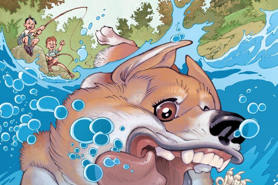 5 Reasons To Get 'Locke & Key: Dog Days' (IDW Publishing)!