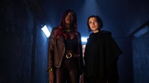 Season 2 Episode 11, Titans,