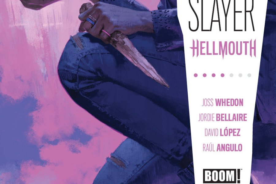 5 Reasons To Get 'Buffy The Vampire Slayer' #10 (BOOM! Studios)!