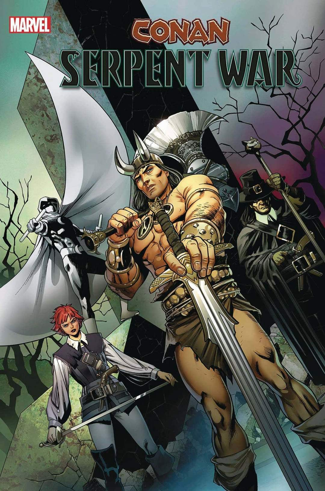 Conan: Serpent War #1, Marvel