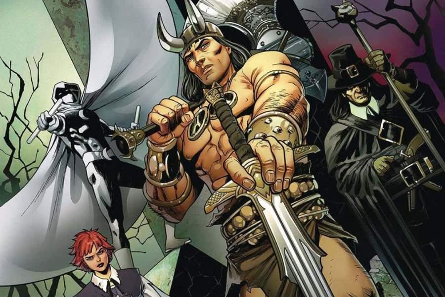 5 Reasons To Get 'Conan: Serpent War' #1 (Marvel Comics)!