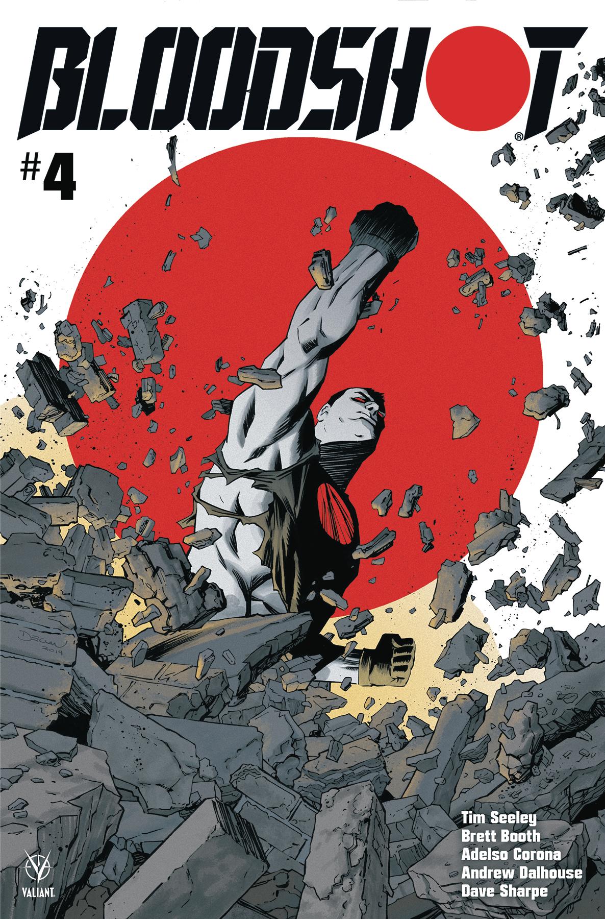 Bloodshot #4. Valiant