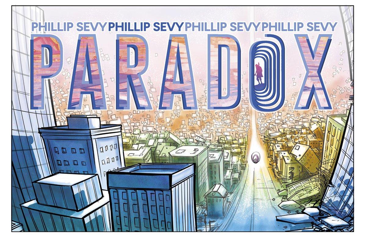 Paradox, Source Point Press