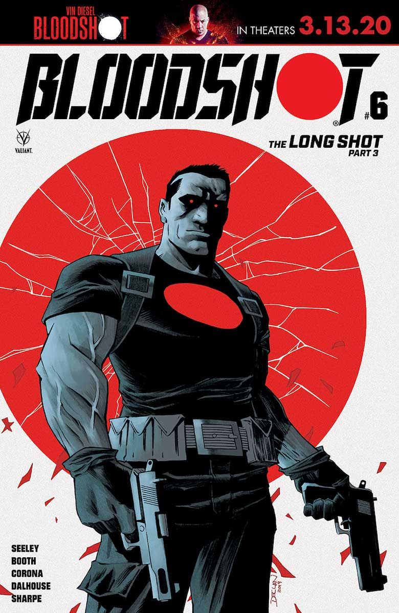 Bloodshot #6, Valiant Entertainment