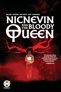 Nicnevin and the Bloody Queen, Humanoids