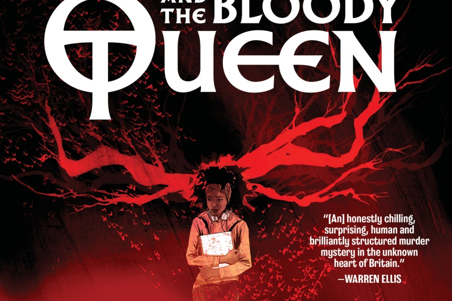 5 Reasons We Need 'Nicnevin And The Bloody Queen!'