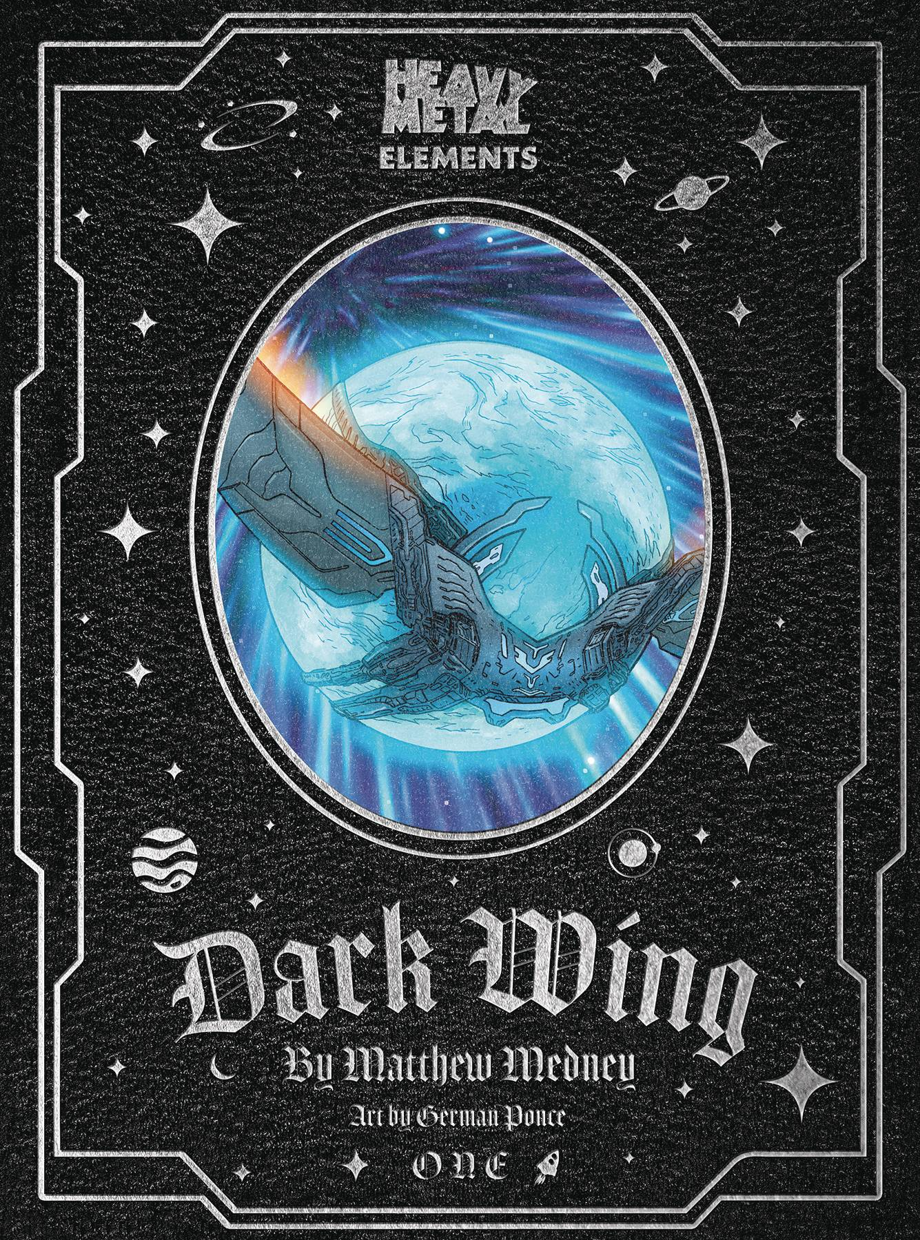 dark wing, dark wing #1