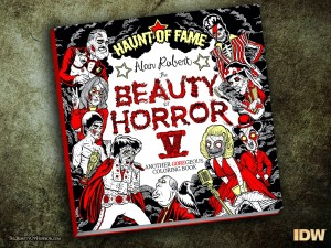 The Beauty of Horror 5, Haunt of Fame