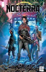 Nocterra #2, Image Comics