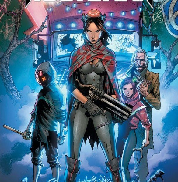 5 Reasons To Get 'Nocterra' #2 (Image Comics)!