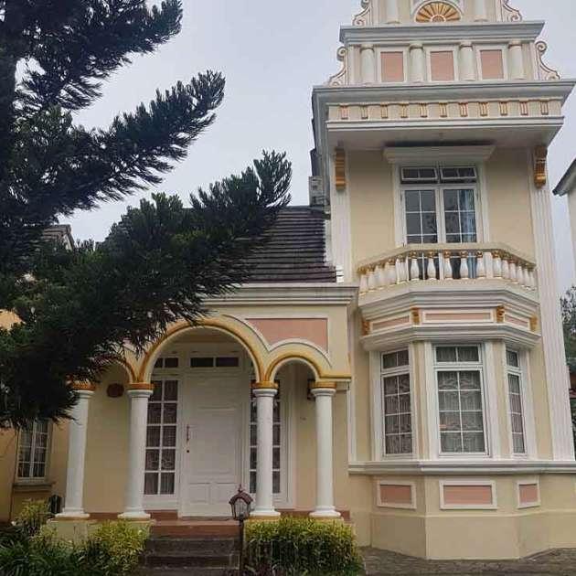 Villa 2 Kamar type Arsenal di Kota Bunga