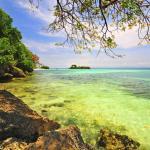 acqua cristallina las terrenas mare