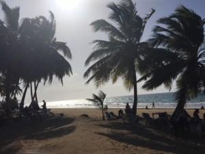 Tramonto Playa Las Ballenas - Villa Laura Las Terrenas