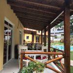 Veranda con piscina - Villa Laura Las Terrenas