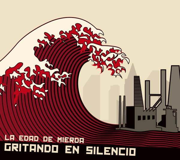 gritando en silencio