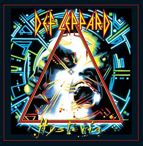 Def Leppard – Hysteria (Crítica)