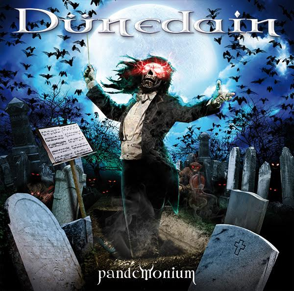 critica de pandemonium el nuevo disco de los abulenses dunedain
