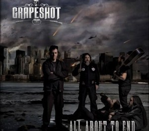 Grapeshot – All about to end (Crítica)