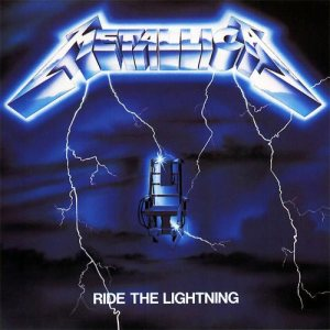 metallica ride the lightning critica