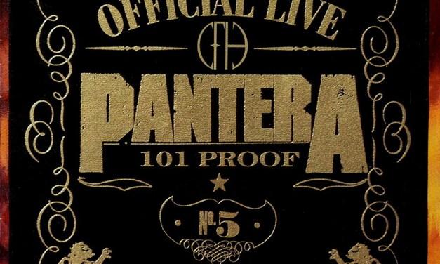 Pantera – Official Live: 101 Proof (Crítica)