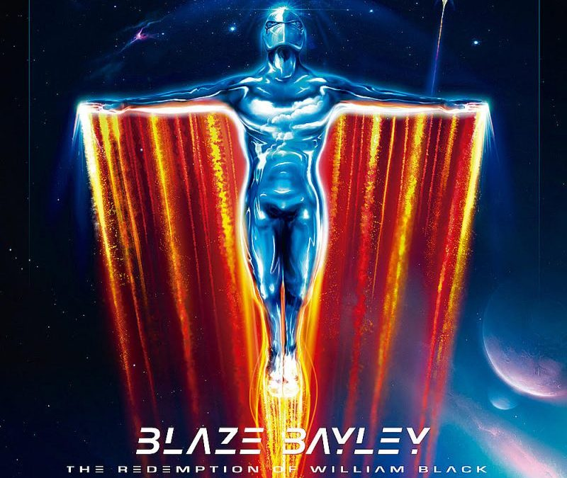 Blaze Bayley – The redemption of William Black (Infinite entanglement Part III) (Crítica)
