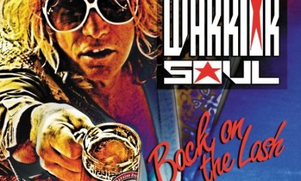 Warrior Soul – Back on the lash (Crítica)