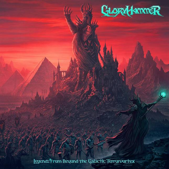 Gloryhammer – Legends from beyond the galactic Terrovortex (Crítica)