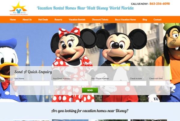 Rent Disney Vacation Homes