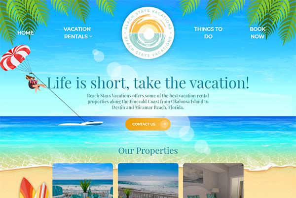 Beachstays Vacations