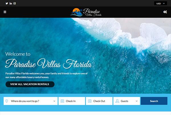 Paradise Villas Florida