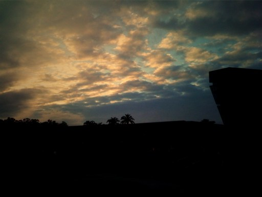 De Young sky