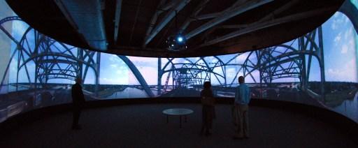 Below Sea Level - 9th Ward Bridge