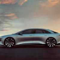 Eljut végre a gyártásig a Lucid Motors formás villanyautója?