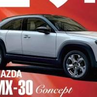 Ez lenne a Mazda villanyautója?