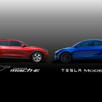 Ford Mustang Mach E vs. Tesla Model Y