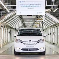 Gyártásban a Škoda legelső tisztán elektromos autója