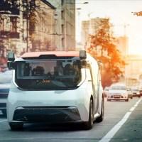 Hatszemélyes önvezető villanyautót fejlesztett a GM és a Honda