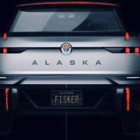 Itt egy újabb Fisker villanyautó